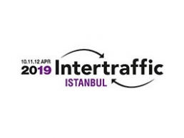 Intertraffic 2019 Fuarındayız.