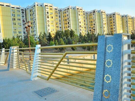 Kanal Korkuluk Türkmenistan