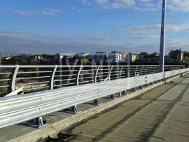 Bingöl Çapakçur Köprüsü Korkuluğu